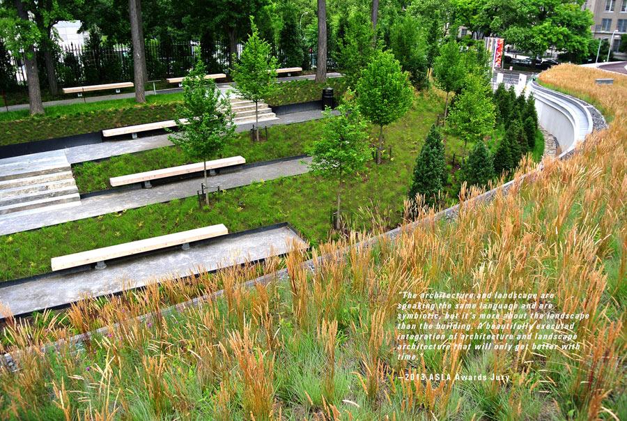 Hmwhite Hm White Brooklyn Botanic Garden Visitor Center