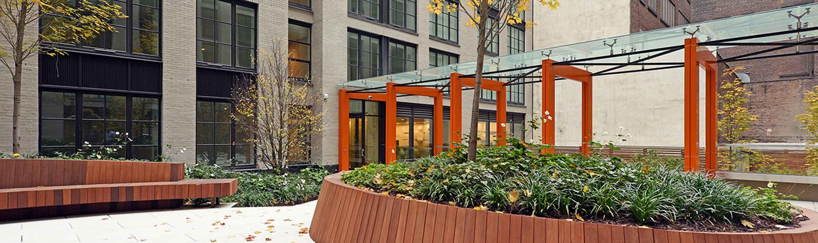 Nature Center As Amenity For Housing Development